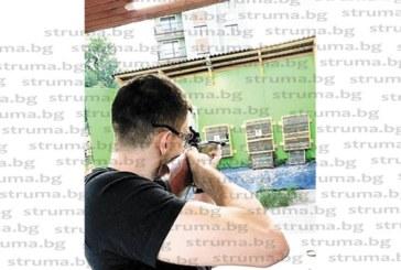 Разложкият волейнационал Сеганов тренира с пушка мерника си за олимпийската квалификация срещу Бразилия