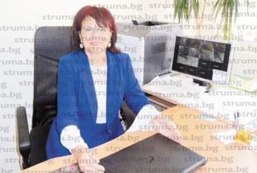 Директорката на училището в Кърналово Ю. Касаветова пое ръководството на петричкото Трето ОУ