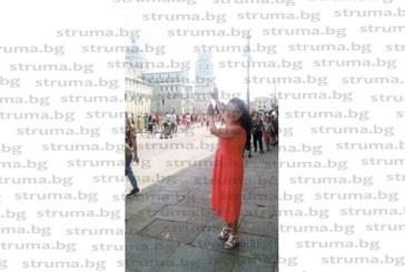 Дупнишката актриса Василка Сумева прекара три вълшебни седмици в Италия