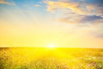 Слънчева и топла неделя