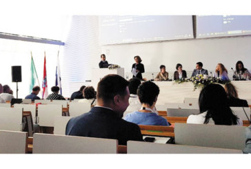 Зам. кметът З. Кралева представи в Хърватия успешни практики на община Благоевград по време на международна среща