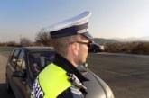 Полиция регулира движението на Е-79 край Симитли