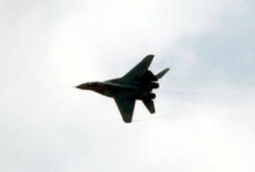 МиГ-29 се разби в Словакия
