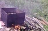 Мъж обгоря, докато вари компоти
