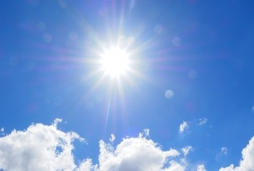 Днес: Слънчево, температурите между 30 и 35 градуса