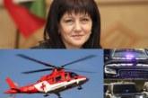 МВР с официална информация за катастрофата с Цвета Караянчева