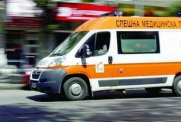 Катастрофа в Гоцеделчевско, транспортираха ранен в болница