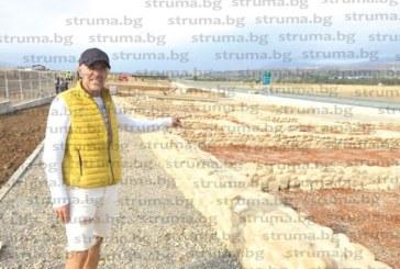 """Археологическият парк """"Скаптопара"""" край Покровник вече е консервиран, откриват го до дни"""
