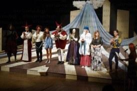 """""""Летящата принцеса"""" – първата премиера от юбилейния стотен сезон на благоевградския театър"""