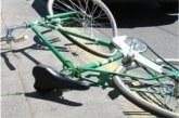 19-годишен велосипедист загина, пометен от връстник с мерцедес
