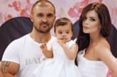 Дъщеричката на Преслава стана на 1 година