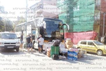 Автобус с гастарбайтери от Милано акостира в Дупница с багаж колкото да заредиш магазин