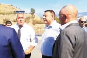 Бойко Борисов: Тъй като в Благоевград няма земя за инвеститори, обединяваме индустриалната зона със Симитли