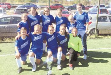 """13-годишните таланти на """"Спортика"""" напълниха с 19 гола мрежата на съперничките"""