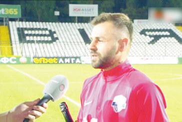 Орлето Спас Делев с шампанското за играч на мача: Друг го заслужаваше повече