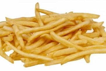 Тийнейджър ослепя, хранейки се само с чипс и пържени картофи