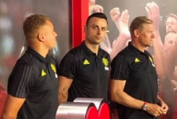 Манчестър Юнайтед назначи Бербатов?