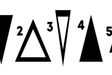 Триъгълникът, който избереш, показва важна истина за теб