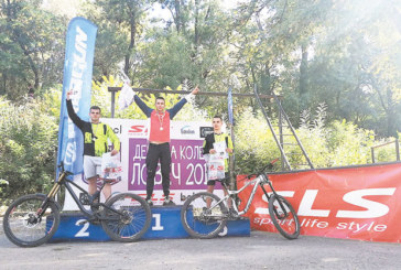 Петрички тийнейджър триумфира за 4-а пореден сезон в планинското колоездене