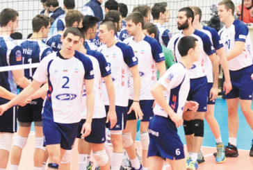 "Волейболистите на ""Марек"" сверяват часовник с милионерите от ПАОК"