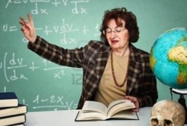 9 от 10 учители у нас работят под стрес