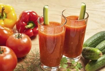 Какво се случва с тялото, ако пием доматен сок в продължение на година