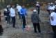 """Д-р Камбитов, членове и симпатизанти на ПП ГЕРБ засадиха 250 фиданки над стадион """"Христо Ботев"""" в Благоевград"""