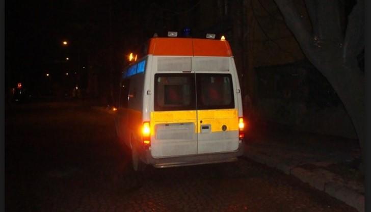 Пиян падна през нощта в Санданска Бистрица, извадиха го на сутринта