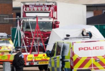 Все още не е ясна  самоличността на 39-те тела, открити в камионa на ужасите с българска регистрация