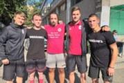 Феновете на ЦСКА в Благоевград събраха 9000 лв. за детското отделение на МБАЛ
