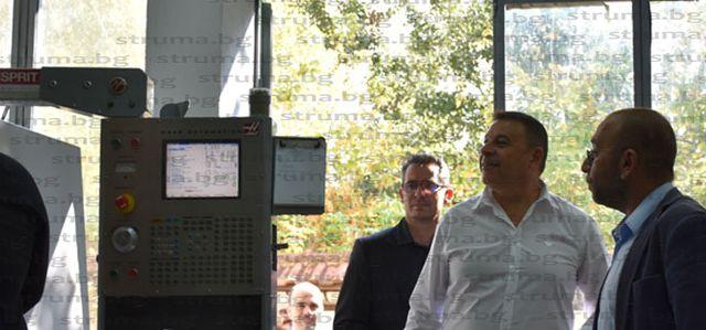 Д-р Атанас Камбитов: Ще   обособим Академия за   профилиране на специалисти в областта на машиностроенето в Благоевград