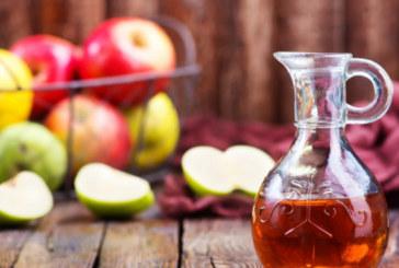 Какво се случва, ако пием по 1 лъжица ябълков оцет на ден
