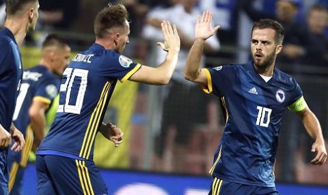 Босненците разбиха Финландия, а това не е добре за България...