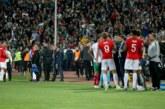 Скандал на мача България – Англия
