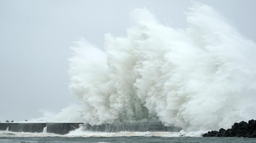 Кораб потъна в Токийския залив