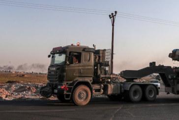 Сирийските войски  контраатакуват Турция