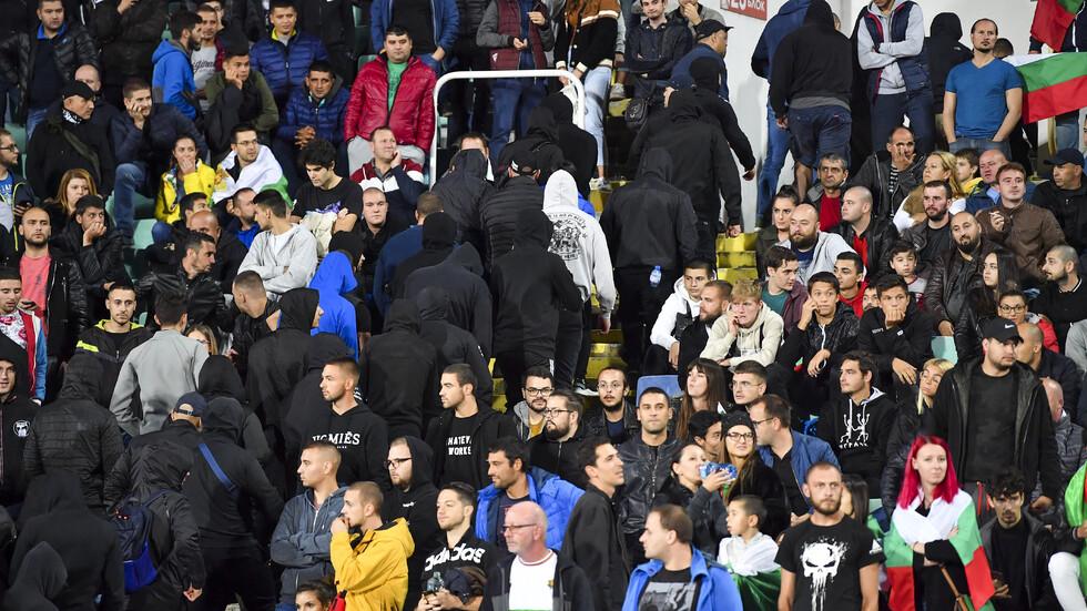 Освободиха обвиняемия за расисткия скандал на мача България-Англия