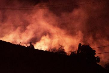 Спират тока на 2 милиона души заради пожарите в Калифорния