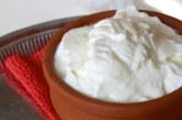 Киселото мляко намалява риска от рак на белия дроб