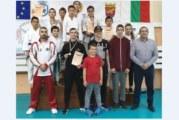 """Каратистите на """"Асикс"""" взеха 7 медала от международния турнир за купа """"Пирин"""""""