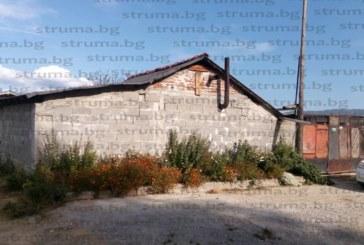 STRUMA.BG от мястото! Това е къщата, където взрив рани трима, тече оглед