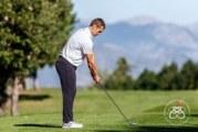 Стилиян Петров на турнир по голф на принцеса Шарлийн Монакска