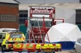 Външно: Откритият във Великобритания камион с 39 трупа е регистриран във Варна