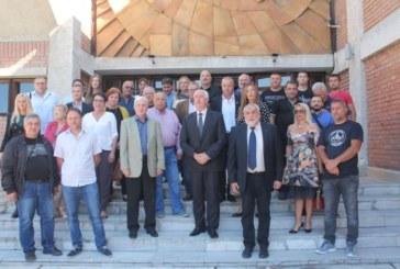 Силният отбор на ВМРО: Ще работим за добруването на всички жители на Благоевград