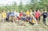 Хаджидимовските ловци откриха сезона с 2 прасета