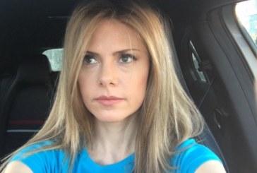 Деси Банова подкара блъснат джип