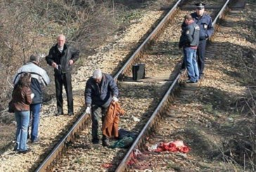 Кръв оплиска релсите! Влак прегази човек край Бойчиновци