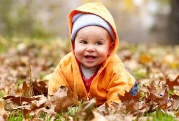 Доказано: Децата, родени през октомври са специални