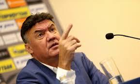 УЕФА ни размаха пръст след оставката на Борислав Михайлов
