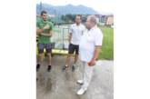 Грозни сцени в мач на орлетата в Гоце Делчев! Треньор и президент нахлуват на терена да бият рефера Зелето от Сандански